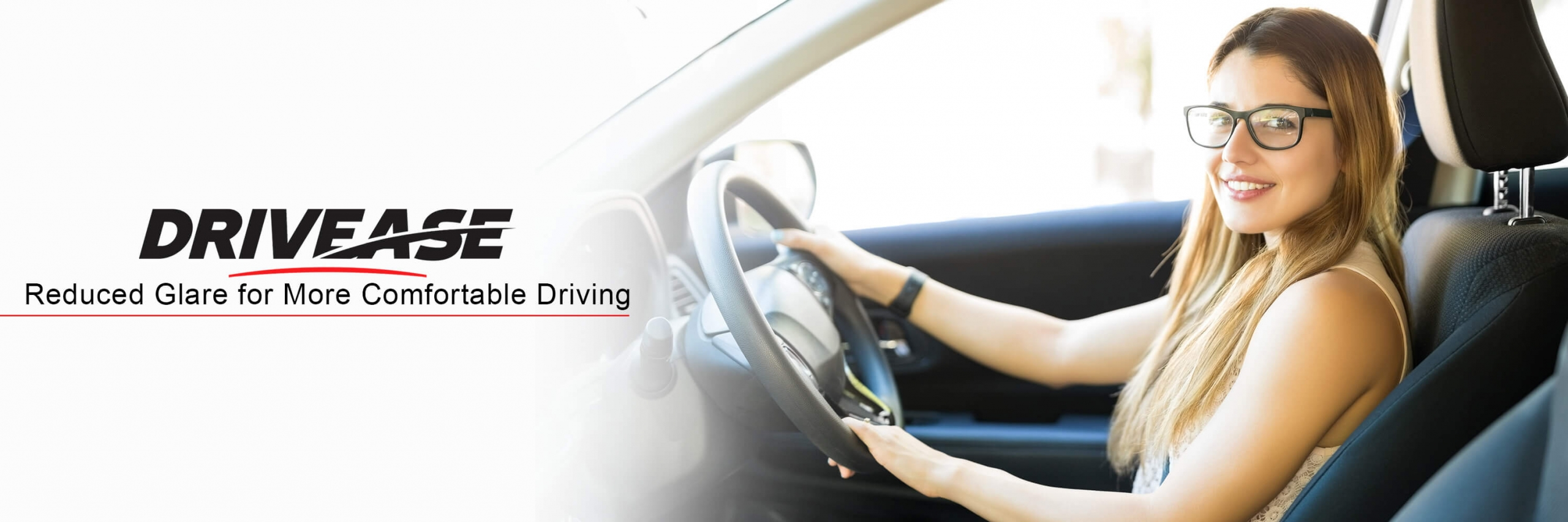 DRIVEASE Reduce Glare for More Comfortable Driving